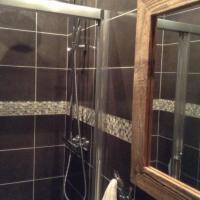Salle de bain à Font Romeu